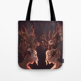 All My Friend Are Heathens Tote Bag