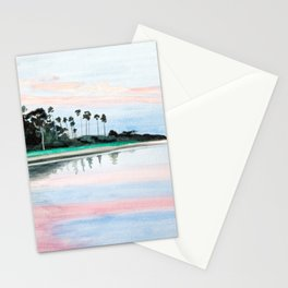 Crystal Water Stationery Cards