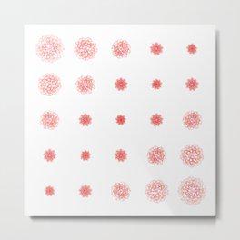 Pattern No 5 Metal Print