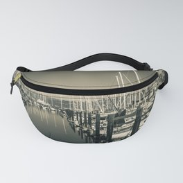 Boats Anchor 0549 Belvedere Tiburon California Fanny Pack