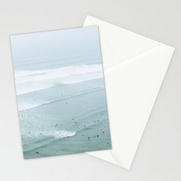 Tiny Surfers from the Sky 4, Lima, Peru Stationery Cards