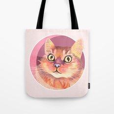Miss Meowgi Tote Bag