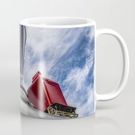 Silent Era Train Coffee Mug