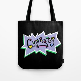 Gym Rats Tote Bag