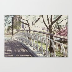 the bridge:: nyc Canvas Print