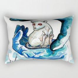 Responsibility Rectangular Pillow