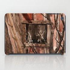 Barn window iPad Case