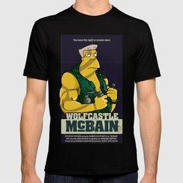 McBain T-shirt