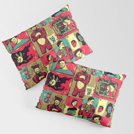 Random_things06.jpg Pillow Sham