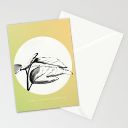 [5.21—5.25] Silkworms Awaken and Eat the Mulberry Leaves Stationery Cards