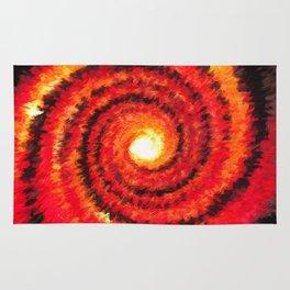 Fire Portal Rug
