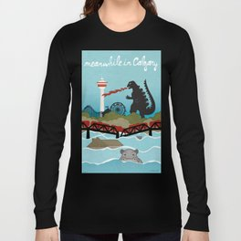 YYCFlood Long Sleeve T-shirt