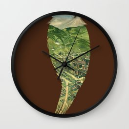 ...To The Birds Wall Clock