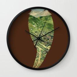 ...To The Birds Wall Clock