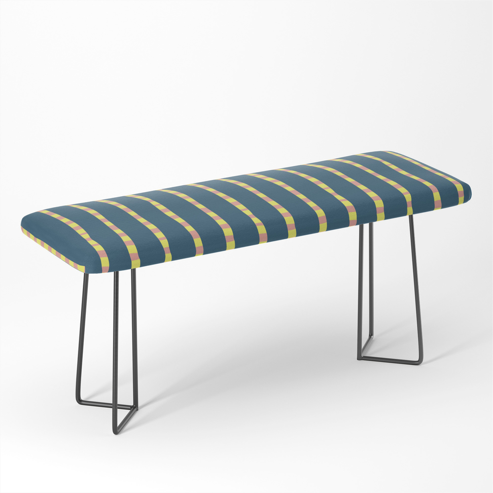 Vertical_Stripes_Blue_Yellow_Pink_Bench_by_sandrahutter