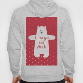 Bear hugs Hoody