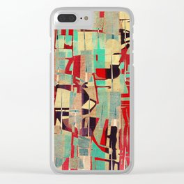 O Homem Simão (Simon) Clear iPhone Case