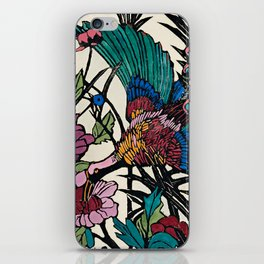 """Bird of Paradise"" by Margaret Preston iPhone Skin"