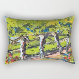 Napa Valley Rectangular Pillow