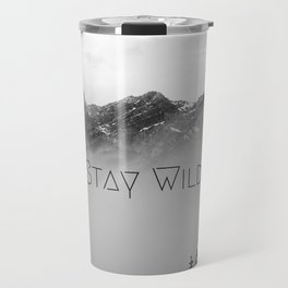 Stay Wild Travel Mug