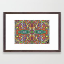 "WIIP™,""Dual Blender"" (2015) Framed Art Print"