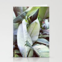 jungle Stationery Cards featuring Jungle by Gabriela Fuente