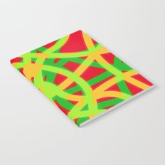 lively lines Notebook