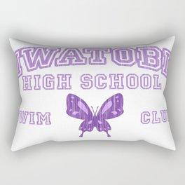 Iwatobi - Betterfly Rectangular Pillow