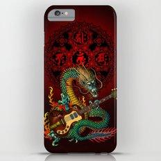 Dragon guitar 1 iPhone 6 Plus Slim Case