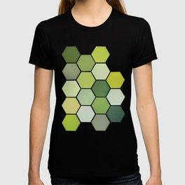 Shades of Green T-shirt