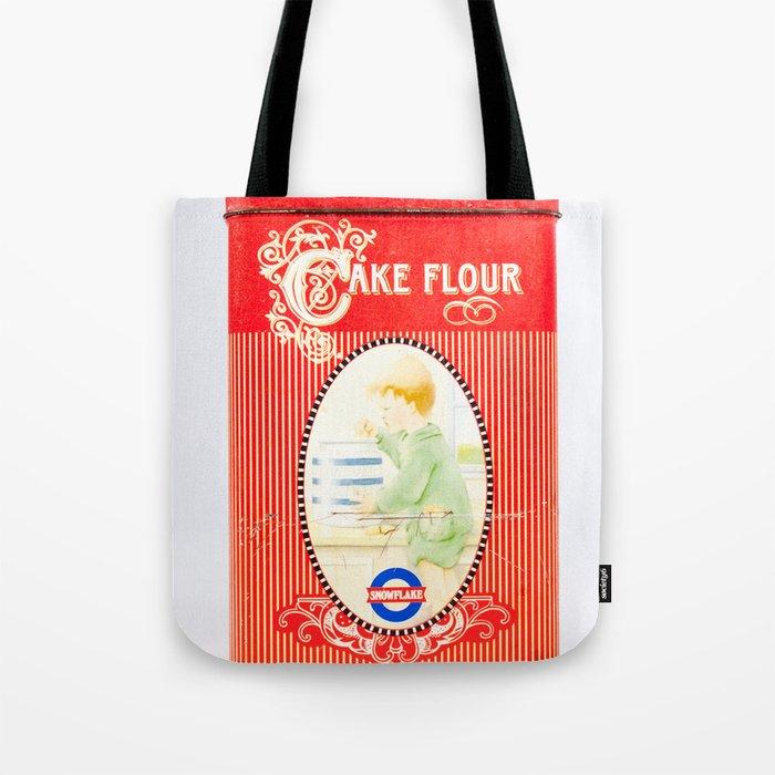 Cake Flour Tote Bag