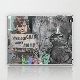 STRANGE DAYS ANGELA! Laptop & iPad Skin