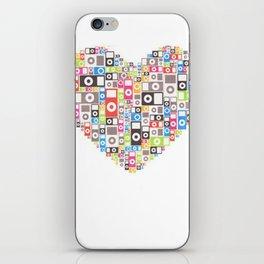 I love Ipod iPhone Skin