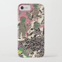 kids iPhone & iPod Cases featuring kids by Shelby Claire