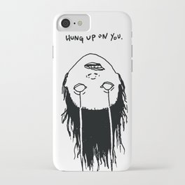 Hung Up On You iPhone Case