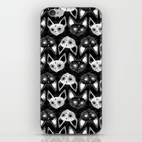 loll3 iPhone & iPod Skins featuring Kittens  by lOll3