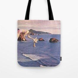 Starfishing Tote Bag
