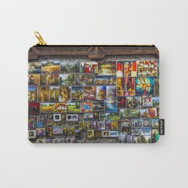 The Artist. Carry-All Pouch