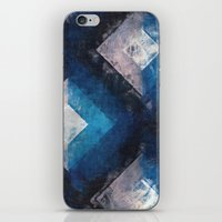 the xx iPhone & iPod Skins featuring XX by Diego Tirigall