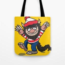 Waldo Things Tote Bag