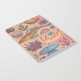 Aequoreus vita II / Marine life II Notebook