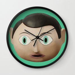 Just Frank Wall Clock