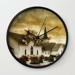 The Community Church Wall Clock