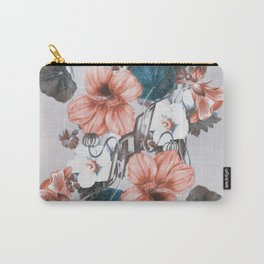 Flowers 9 Carry-All Pouch