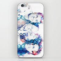 seinfeld iPhone & iPod Skins featuring Seinfeld by NKlein Design