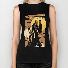 The Scoundrel & The Wookie Biker Tank