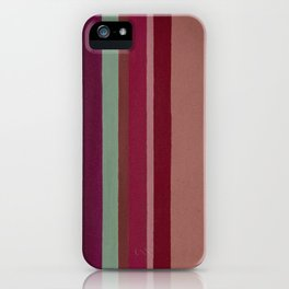 Abstract #3 iPhone Case