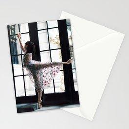 Window Arabesque Stationery Cards