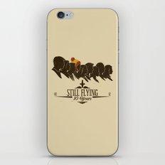Still Flying iPhone & iPod Skin