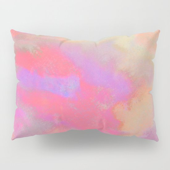 Ephemeral Pillow Sham